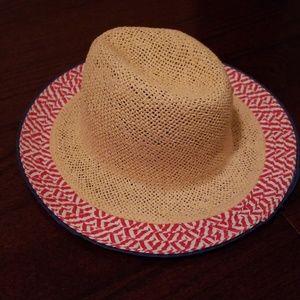 Zara beautiful summer beach hat.
